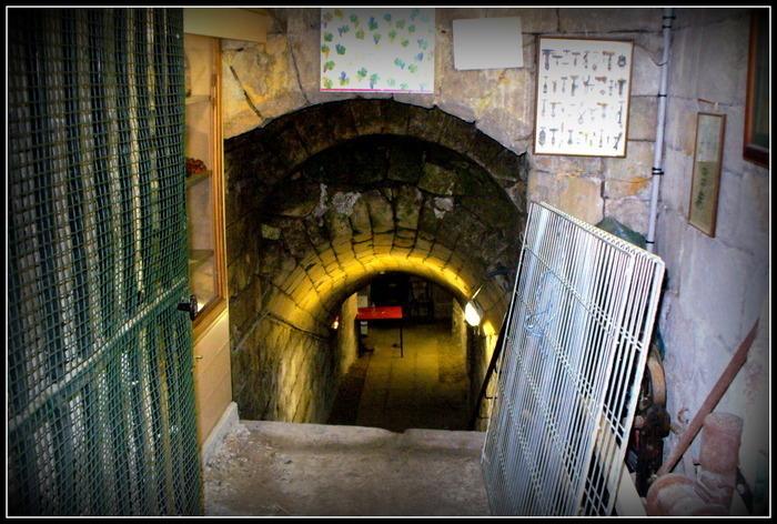 Journées du patrimoine 2020 - Visite de la cave de l'Hôtel du Croissant