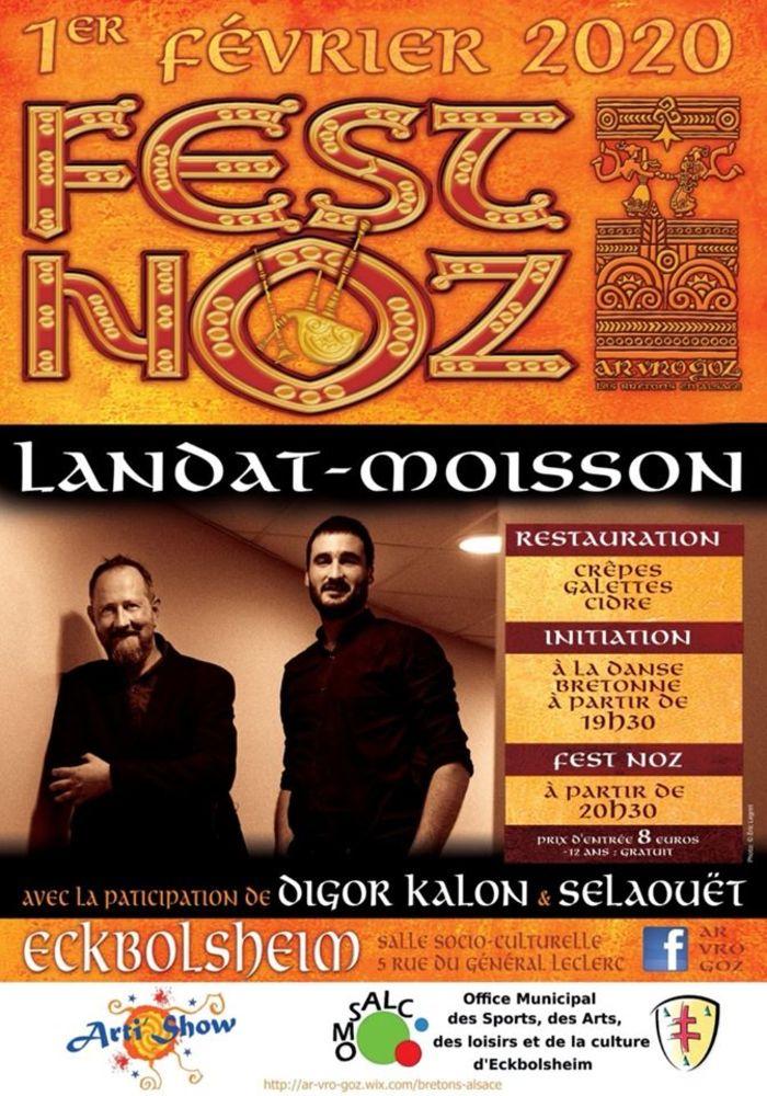 Duo Landat Moisson