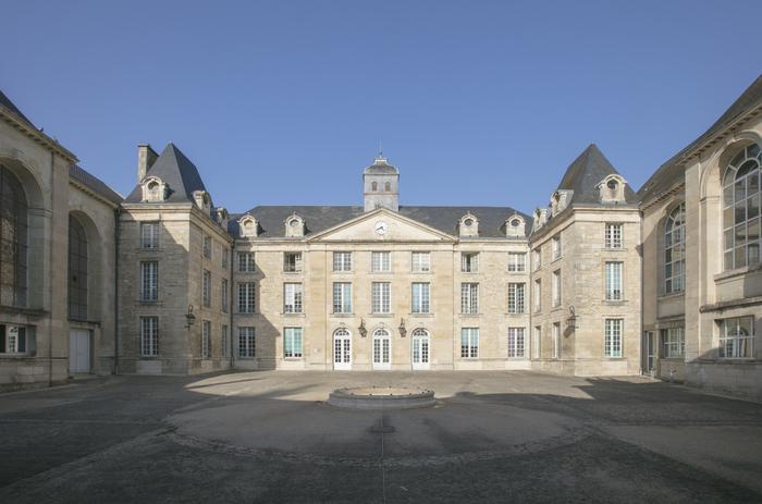 Journées du patrimoine 2020 - Visite de la cour de l'hôtel
