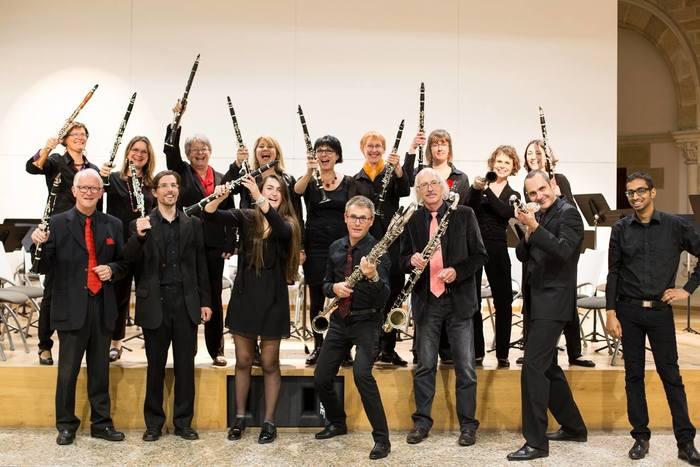 Journées du patrimoine 2019 - Concert de l'Ensemble de Clarinettes du Jura autour des oeuvres de Gustave Courbet