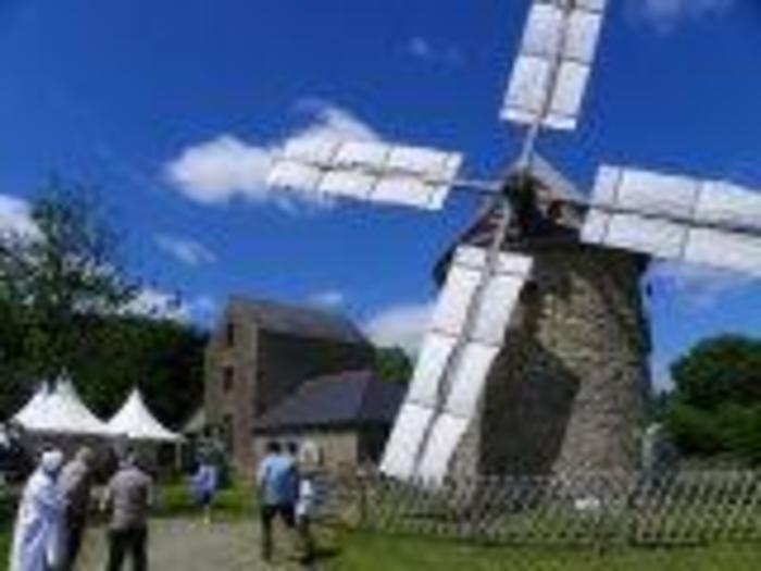 Journées du patrimoine 2019 - Journée Européenne au Moulin Neuf