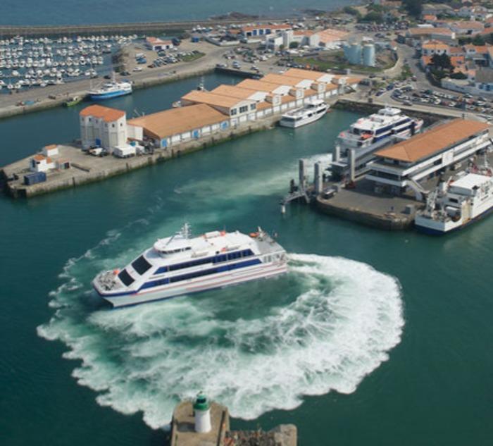 Journées du patrimoine 2020 - Visite d'un des catamarans