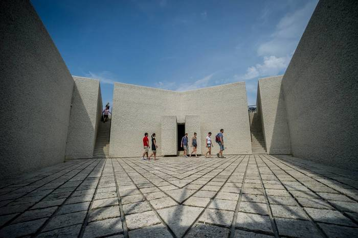 Journées du patrimoine 2020 - Découverte du mémorial des martyrs de la Déportation
