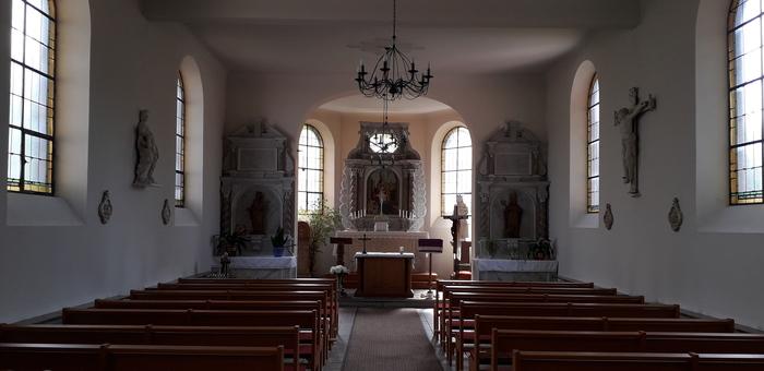 Journées du patrimoine 2019 - Chapelle Saint-Nicolas