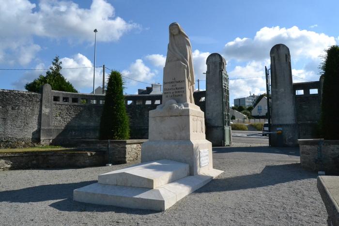 Journées du patrimoine 2019 - Visite guidée de l'ancien cimetière de Cherbourg