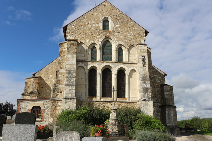 Journées du patrimoine 2019 - Visite de l'église Saint-Nicaise de Cuis