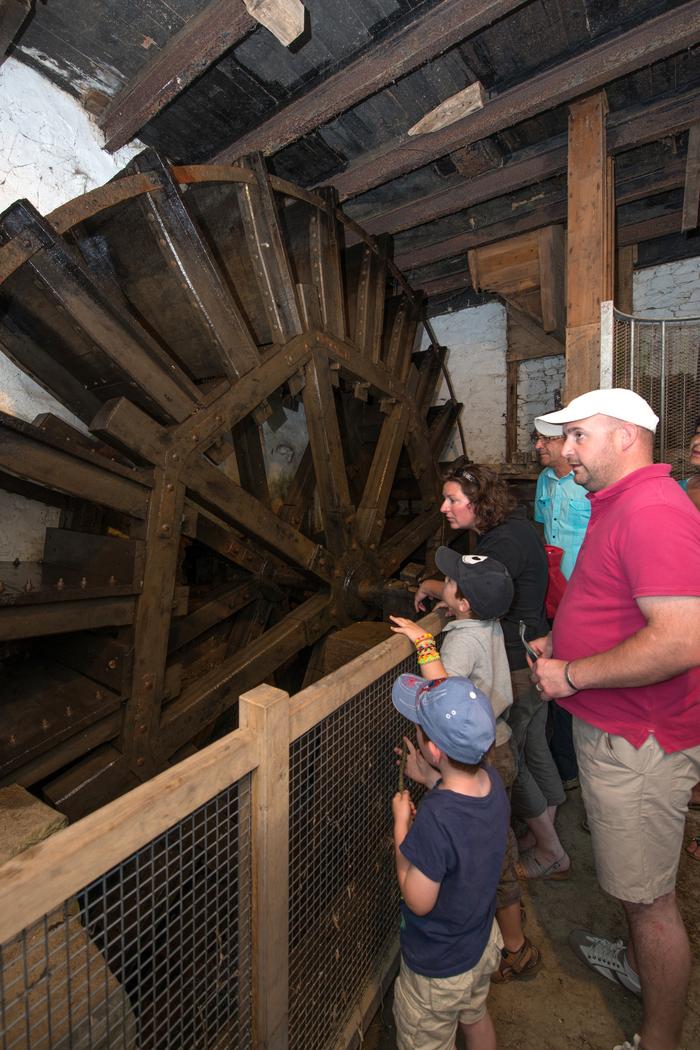 Journées du patrimoine 2020 - Visites guidées du Moulin de Rambourg
