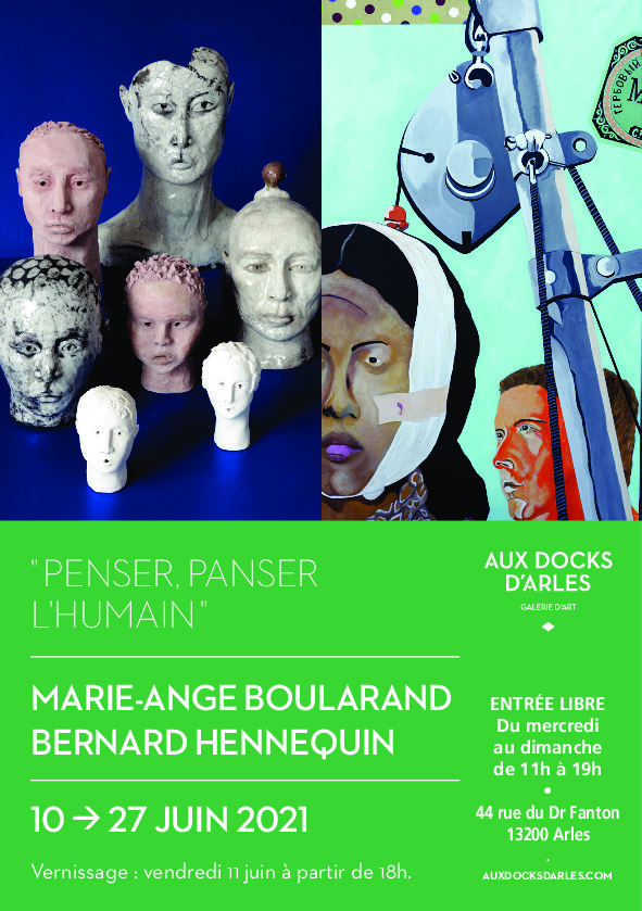 exposition de peinture, sculpture et céramique