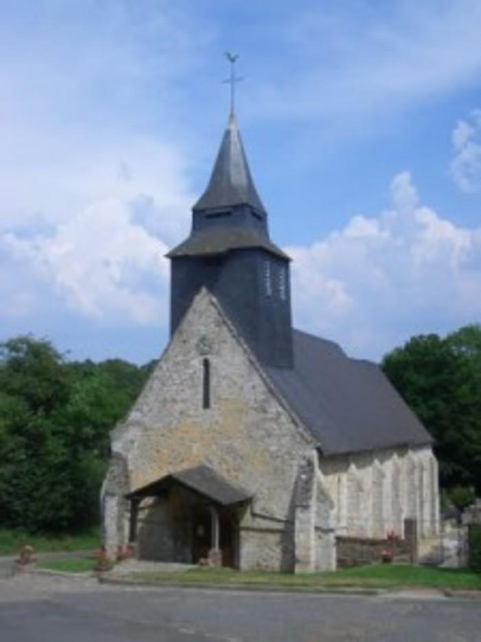 Journées du patrimoine 2020 - Visite guidée de l'église de Fourneville