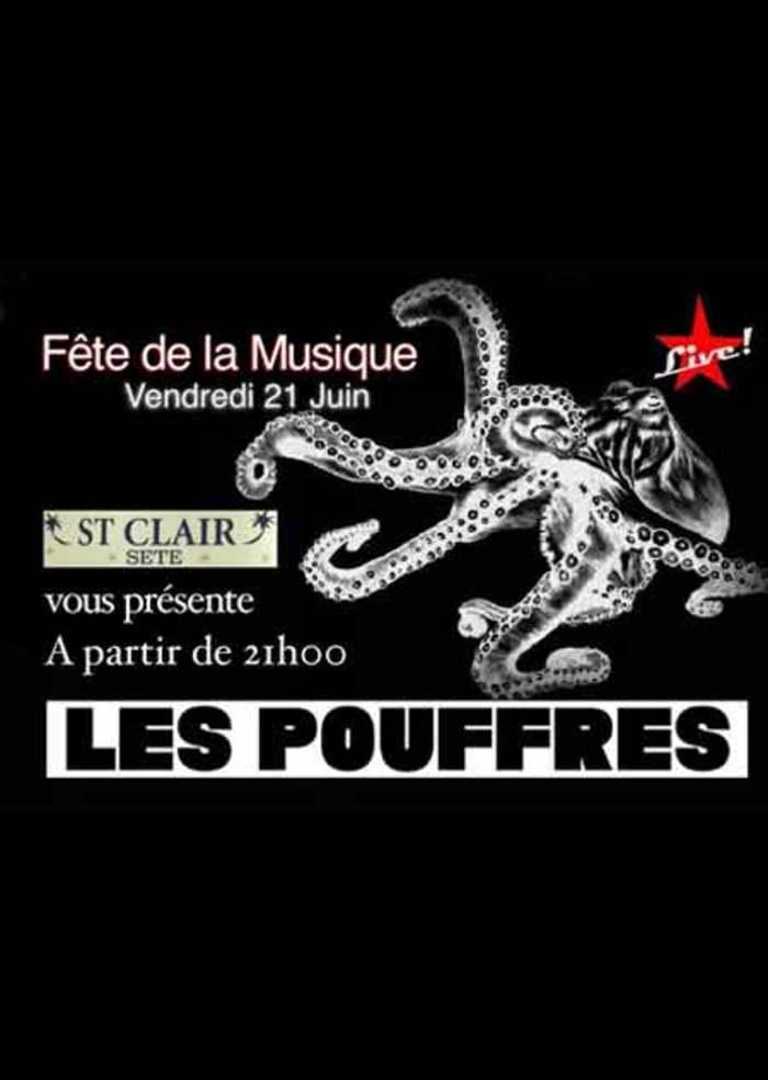 Fête de la musique 2019 - Les Pouffres