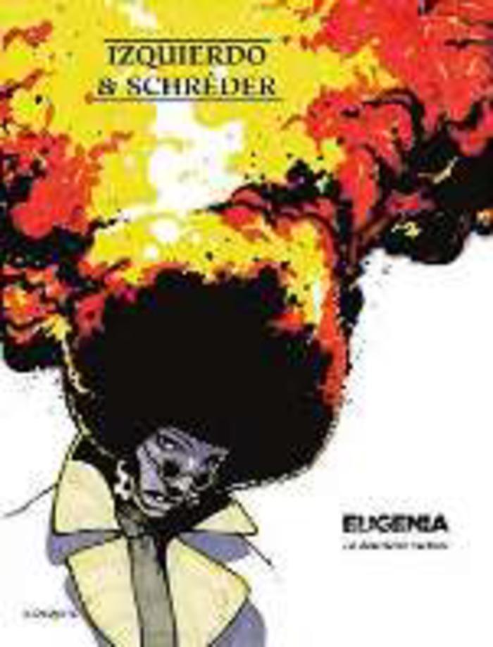 Exposition personnelle de l'auteur de bande dessinée cubain Alexander Izquierdo Plasencia