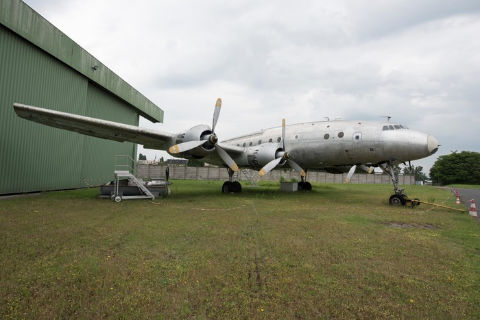 Journées du patrimoine 2020 - La tête dans les nuages – Espace convivial sous les avions des réserves du musée de l'Air et de l'Espace