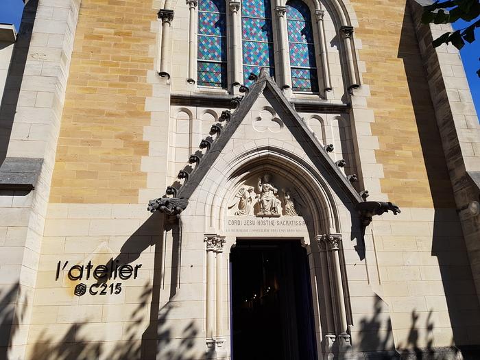 Journées du patrimoine 2019 - Les guides vous racontent... l'ancien couvent de l'Adoration réparatrice