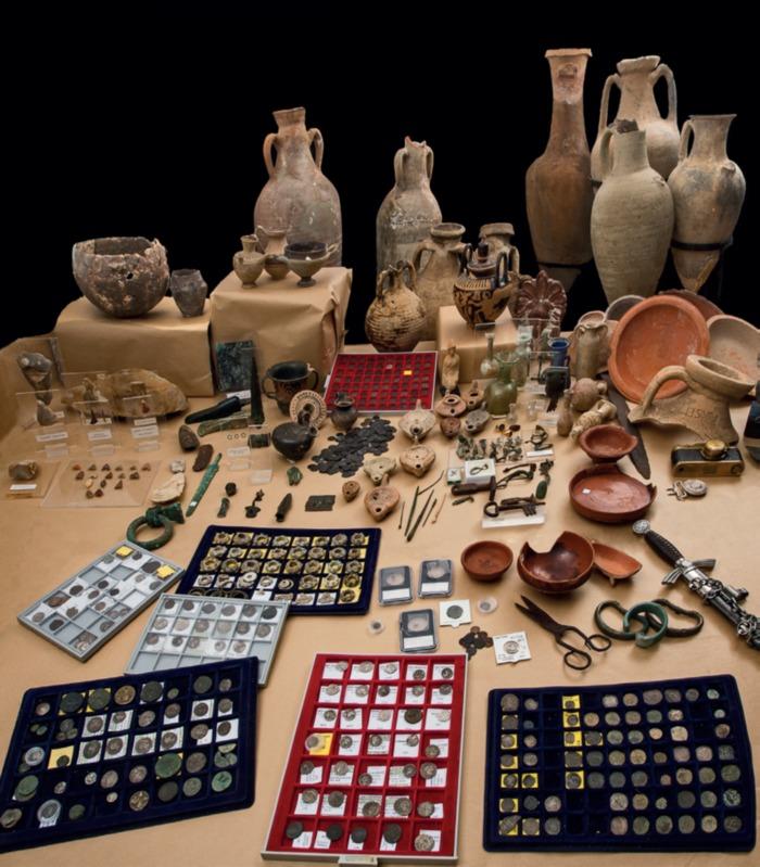 Journées du patrimoine 2019 - Pillage des sites archéologiques et trafic de biens culturels