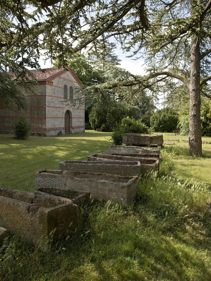 Journées du patrimoine 2019 - Visite guidée d'un cimetière mérovingien
