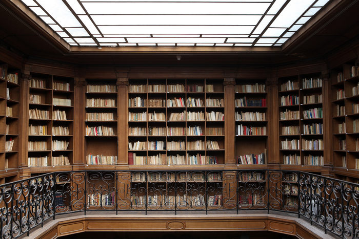 Journées du patrimoine 2019 - Ouverture de la bibliothèque Smith-Lesouëf