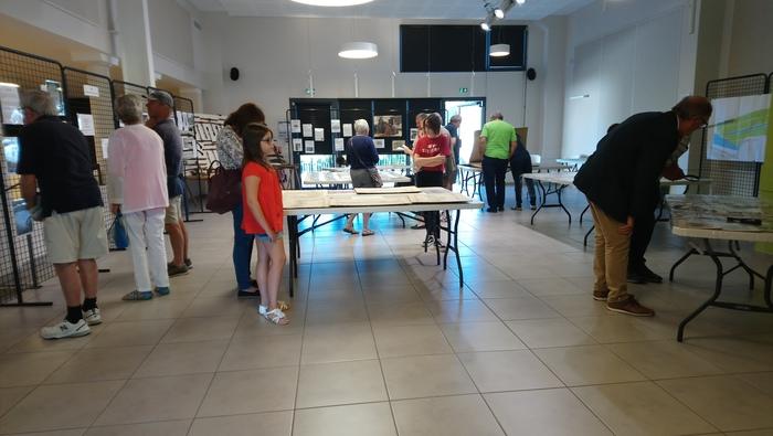 Journées du patrimoine 2019 - Échange café autour d'archives de Rogny-les-Sept Écluses