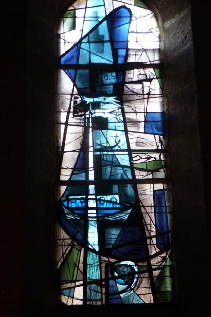 Journées du patrimoine 2019 - Découverte des vitraux de l'église Saint-Antoine