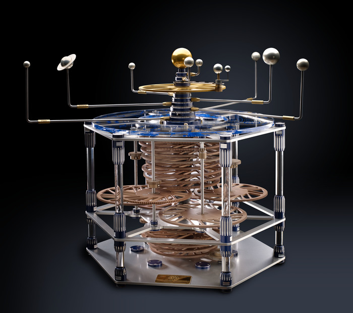Nuit des musées 2019 -Le planétarium héliocentrique
