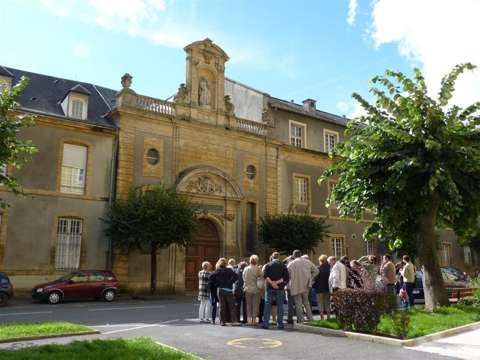 Journées du patrimoine 2019 - Visite de l'hôpital et du Musée des objets hospitaliers
