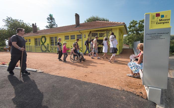 Journées du patrimoine 2019 - Visite Guidée de la Maison du Mineur