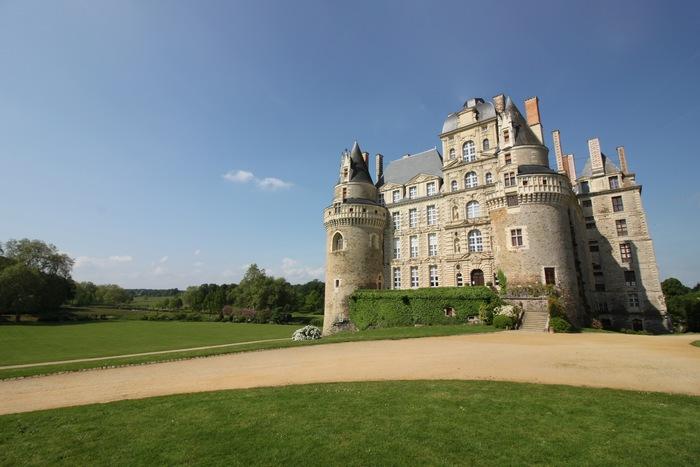Journées du patrimoine 2019 - Visite du Château de Brissac