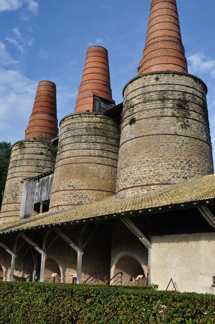 Journées du patrimoine 2019 - Fours à chaux de Vendenesse-lès-Charolles