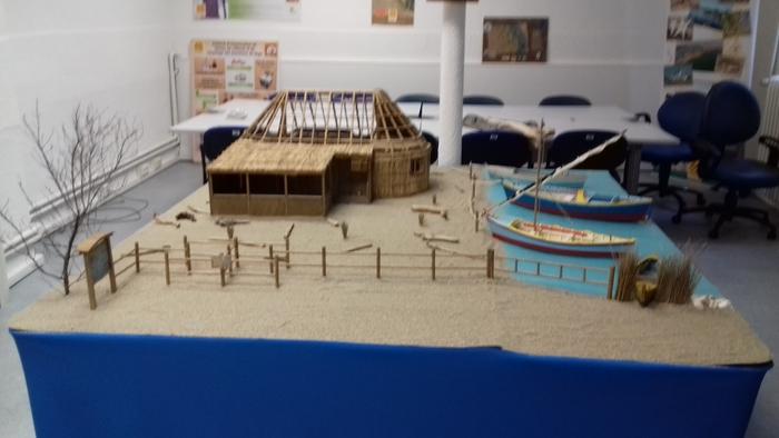 Journées du patrimoine 2020 - Exposition de maquettes de baraques de pêcheurs et de barques traditionnelles catalanes