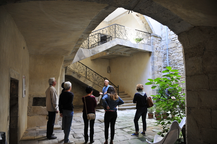 Journées du patrimoine 2019 - Visite d'une demeure bourgeoise qui a traversé toute l'histoire de la ville.