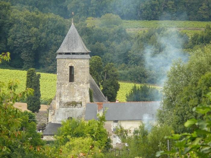 Journées du patrimoine 2019 - scène ouverte au prieuré à Bessé