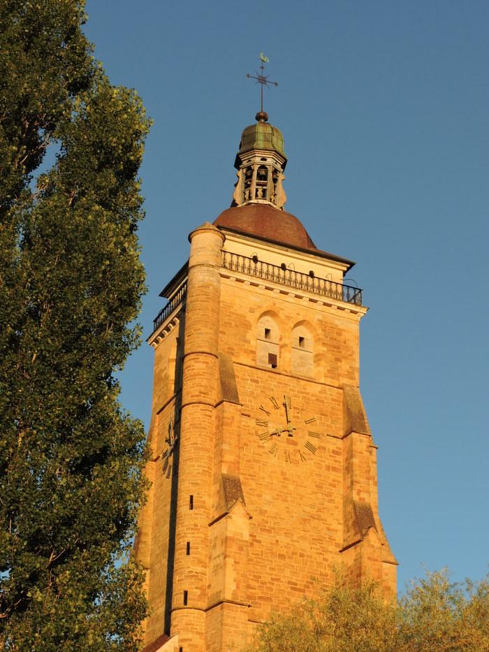 Journées du patrimoine 2019 - Montée au clocher de l'Église Saint-Just d' Arbois