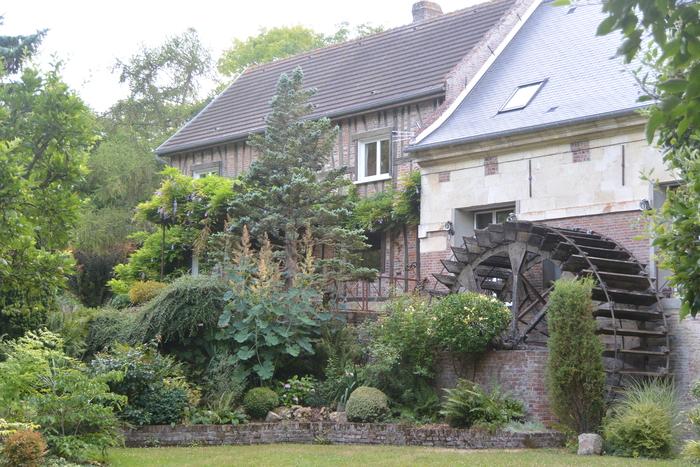 Journées du patrimoine 2020 - Visite libre autour du moulin
