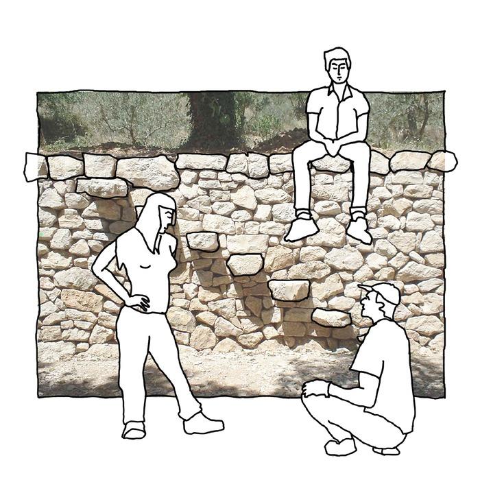 Journées du patrimoine 2020 - Patrimoine d'avenir - murs anciens, pierres de taille et pierres sèches