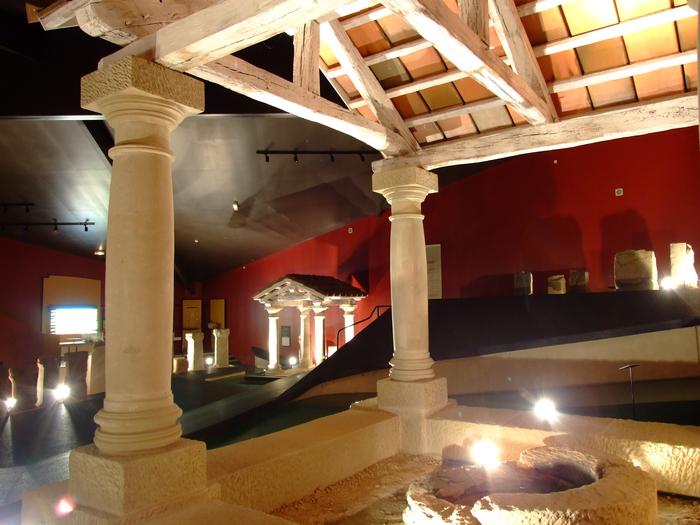 Nuit des musées 2019 -Visite Des Sources d'Hercule