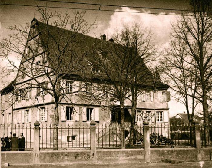 Journées du patrimoine 2020 - Visite de l'école du Château