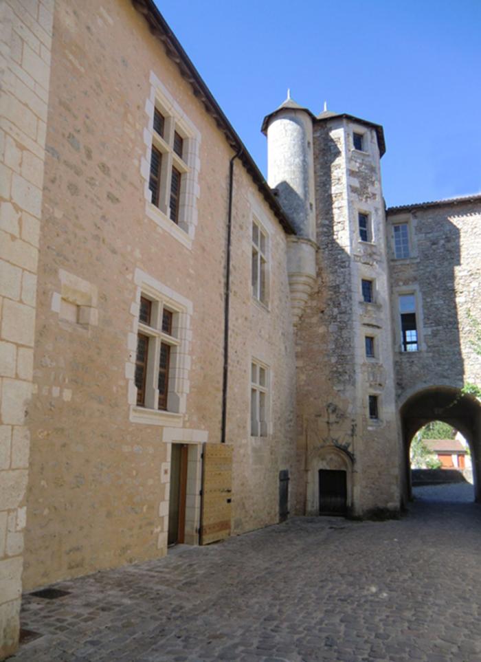 Journées du patrimoine 2019 - Découverte du logis abbatial de Raoul du Fou
