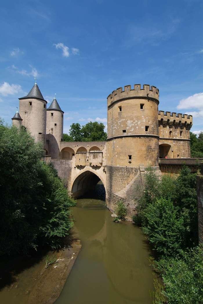 Journées du patrimoine 2020 - Visite libre de la Porte des Allemands