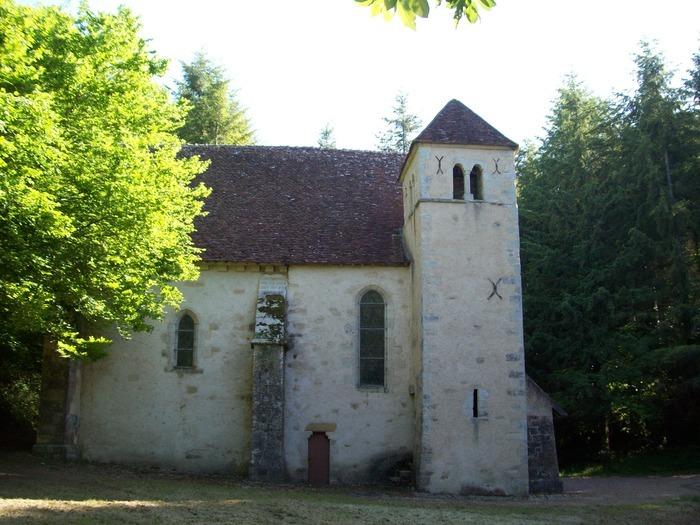 Journées du patrimoine 2019 - Ancienne chapelle Saint-Lazare