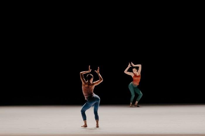 Compagnie Aterballetto | Philippe Kratz, Rihoko Sato, Ohad Naharin