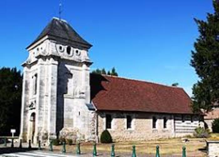 Journées du patrimoine 2019 - Visite guidée de l'église Saint-André Autheuil-Authouillet