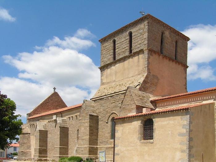 Journées du patrimoine 2019 - Visite libre de l'Eglise St Martin