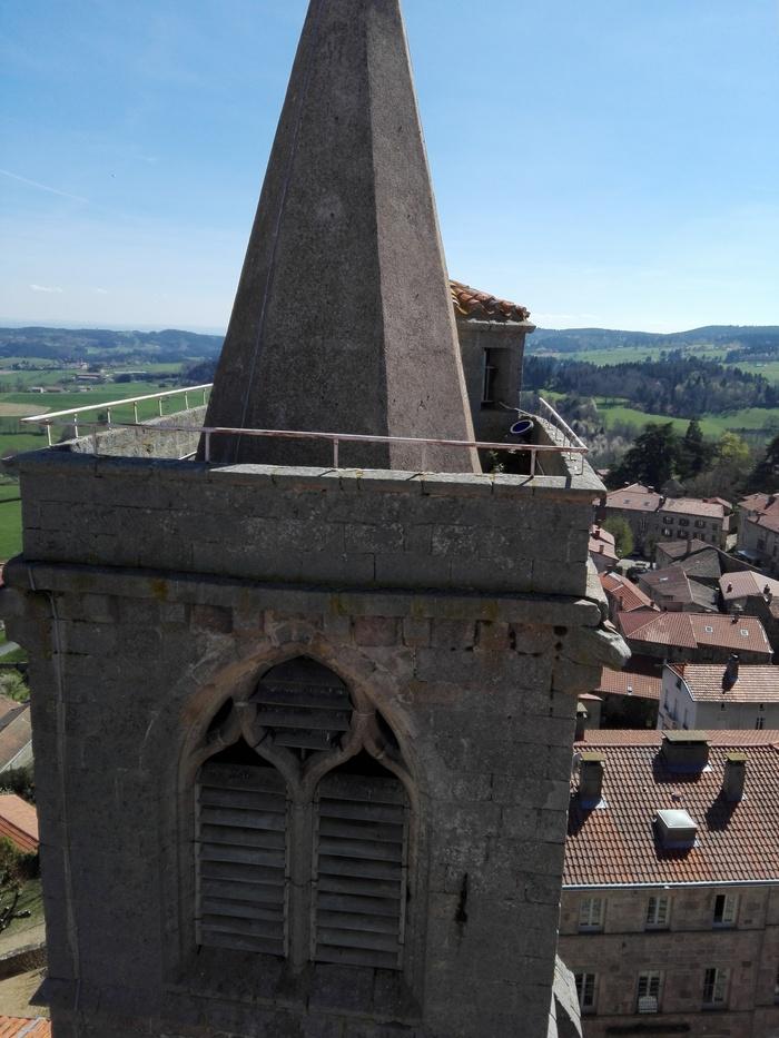 Journées du patrimoine 2019 - La montée au clocher