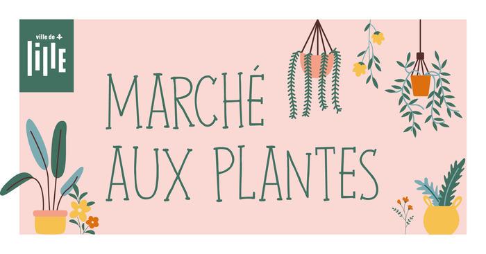 Marché aux plantes samedi 17 avril au Jardin des plantes