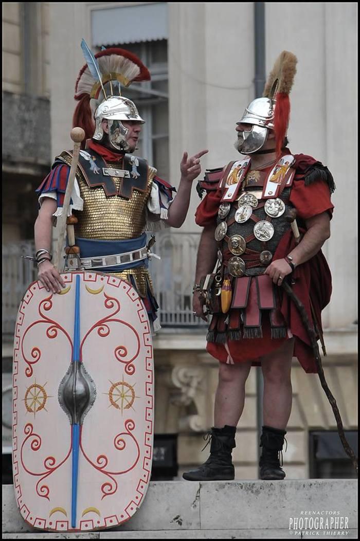 Journées du patrimoine 2019 - Journées romaines PARADE