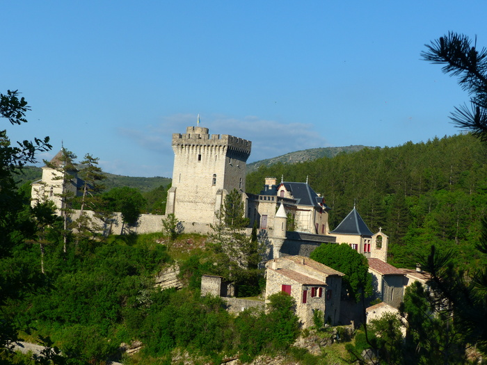 Journées du patrimoine 2019 - Une demeure d'exception au coeur des Baronnies provençales