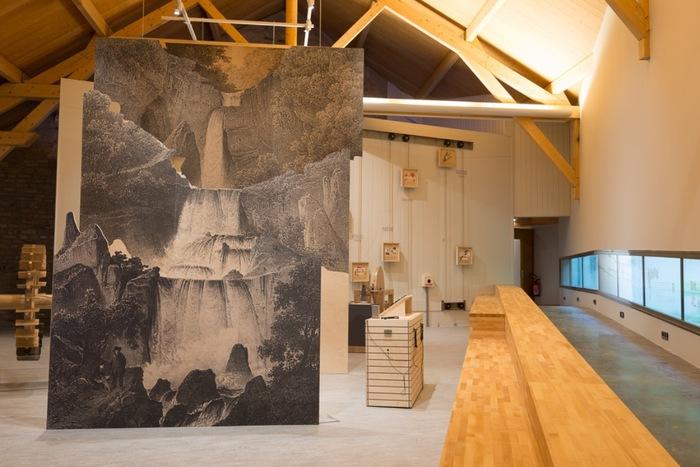 Journées du patrimoine 2020 - Visite libre de l'espace découverte de la Maison des Cascades