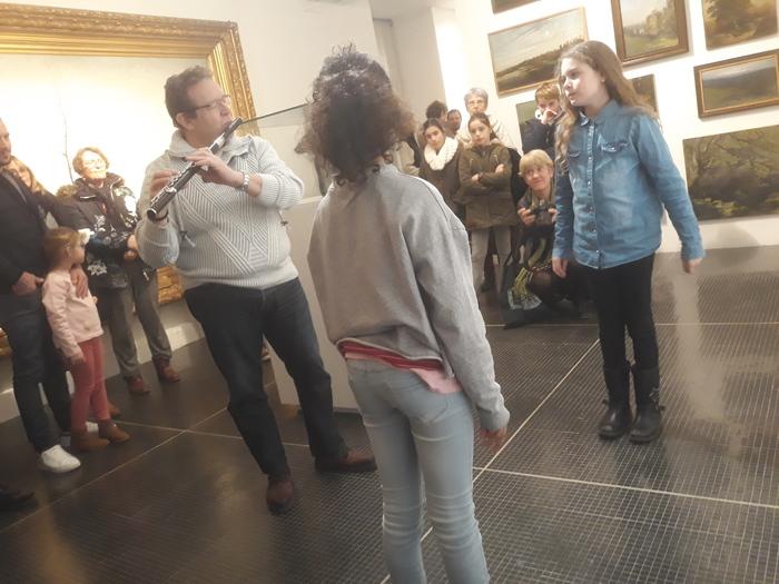 Nuit des musées 2019 -La classe, l'oeuvre