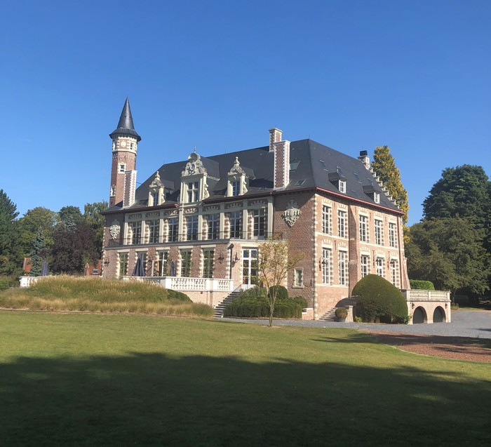 Journées du patrimoine 2020 - Visite guidée du Château de la Fontaine & Marché de producteurs locaux