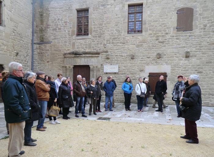Journées du patrimoine 2020 - Visite guidée : Lire les signes du patrimoine