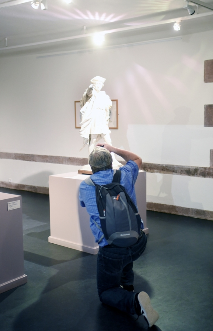 Journées du patrimoine 2019 - Visite commentée de l'espace Bartholdi